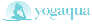 YogAqua – Where the ocean is your yoga mat Logo